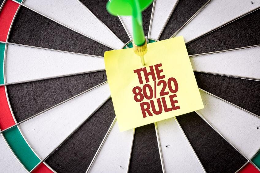 Pareto Principle 8020